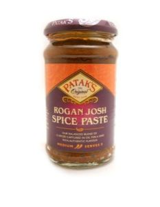 Pataks Rogan Josh Spice Paste | Buy Online at The Asian Cookshop.